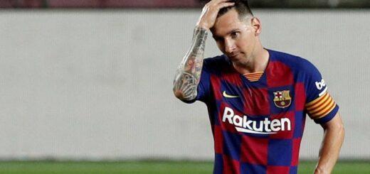 Lionel Messi tiene decidido irse del Barcelona, afirma un reconocido programa español