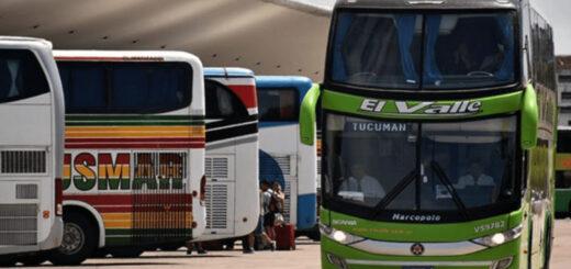 La Nación destinará 1.000 millones de pesos a compensar a empresas de transporte de larga distancia