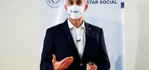 Coronavirus: Paraguay estima que el pico de contagios será a finales de agosto