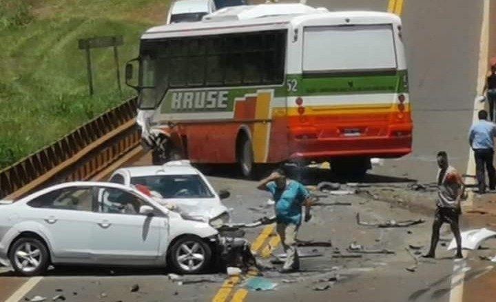 En siete meses, más de 60 personas perdieron la vida por un accidente de tránsito en Misiones