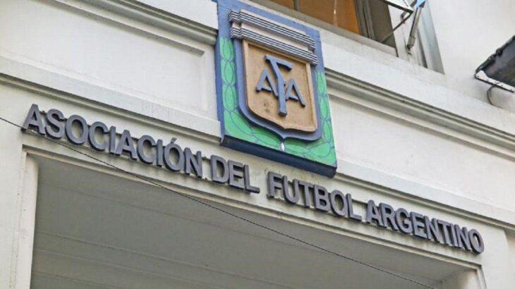 Coronavirus: AFA presentó su protocolo sanitario para la vuelta a los entrenamientos del fútbol argentino