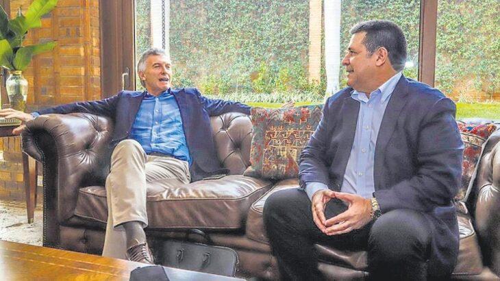 Malestar en Paraguay ante la injustificada visita de Macri al magnate tabacalero y ex presidente Horacio Cartés