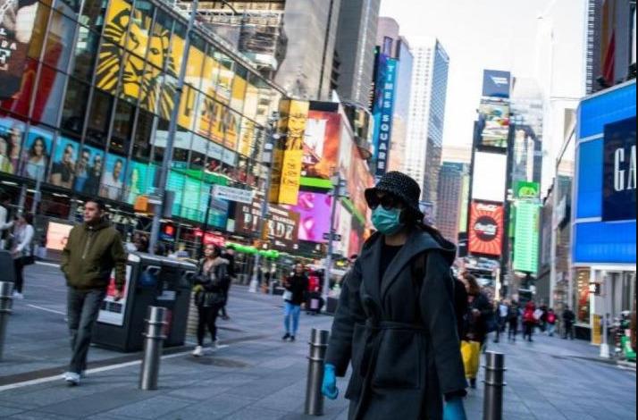 Nueva York tuvo su primer día sin muertos por el virus desde el inicio de la pandemia