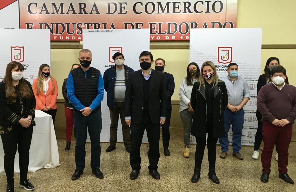 Eldorado: crearon la Comisión Municipal para la prevención y erradicación del trabajo de niños y protección del trabajo adolescente
