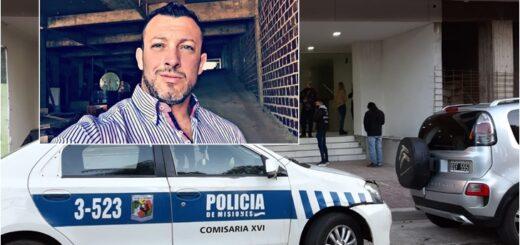 Vázquez cayó anoche por el hueco del ascensor en el edificio Aymará y la principal hipótesis es que se trató de un accidente
