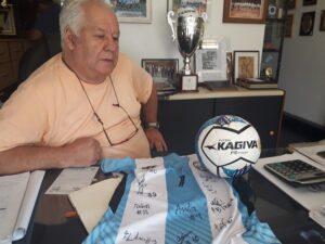 """Futsal: el ex DT de la selección argentina, declarado """"persona no grata"""" por la CAFS, prepara su descargo y un video"""