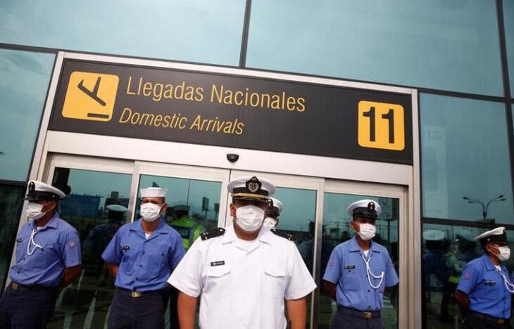 Perú reanudó los vuelos domésticos tras cuatro meses de suspensión por el coronavirus