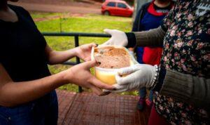 Eldorado: con 21 cocinas centralizadas se brindan 8 mil raciones de comida por día a familias vulnerables