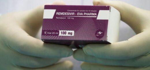 El gobierno de Trump compró casi todo el stock de tres meses de un medicamento que combate el coronavirus