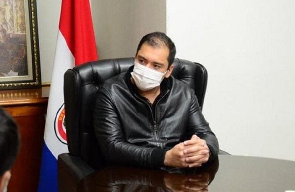 Coronavirus: internaron al intendente de Ciudad del Este tras diagnóstico positivo de Covid-19