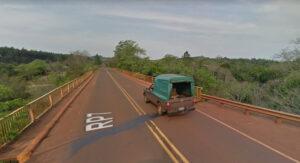 Construyen nuevo puente sobre la ruta provincial 7 y habrá desvíos en el tramo que une Jardín América con Aristóbulo del Valle