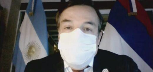 """Carlos Rovira: """"Crear el municipio de Salto Encantado es el hecho histórico de la pandemia en Misiones"""""""