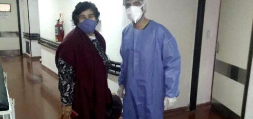 """El testimonio de una paciente recuperada de coronavirus: """"Me colocaron plasma y, al rato, tenía ganas de vivir"""""""