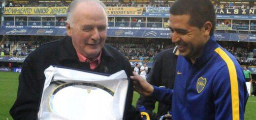 Murió Silvio Marzolini, ídolo y emblema de Boca Juniors