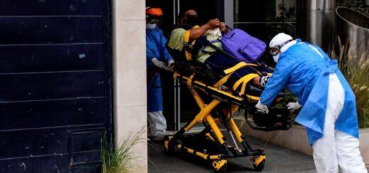 Se abarrotaron los hospitales de Buenos Aires y comenzaron a trasladar a los pacientes