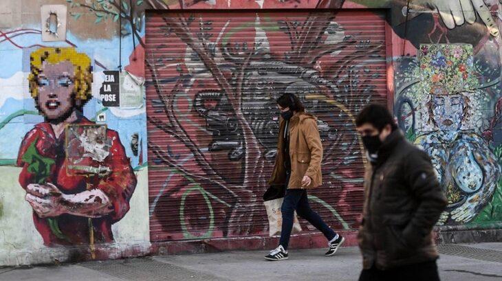 En Argentina hubo 2979 nuevos casos y 62 muertes por coronavirus en las últimas 24 horas