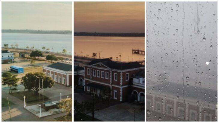 Para antes del fin de semana, llegan lluvias y un brusco aumento de las temperaturas en Misiones