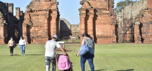 Atractivos turísticos misioneros comenzaron positivamente su reactivación