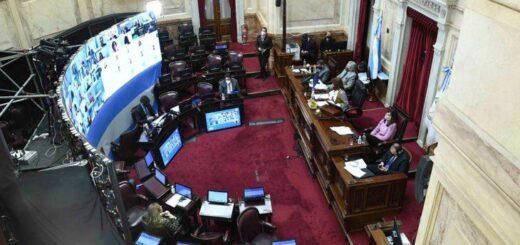El Senado aprobó la ampliación del presupuesto 2020