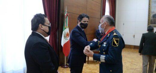 Francisco Cafiero confirmó que dio positivo en Covid-19