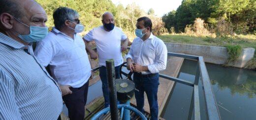 El Gobernador de Misiones inauguró una nueva planta potabilizadora en Panambí