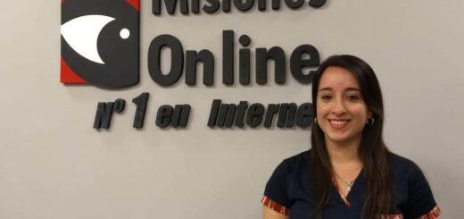 Día del Nutricionista: Romina Krausse en Misiones Online