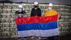 """""""En Misiones tenemos garantizado el alcohol, puro, en gel y sanitizante"""", destacó el Gobernador de Misiones en el Ingenio de San Javier"""
