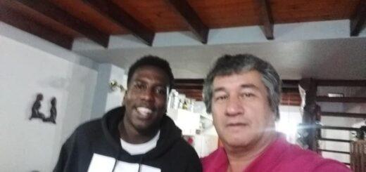 Jan Hurtado aguarda su autorización para ingresar a Brasil desde Puerto Iguazú: se aloja con un vecino y ya probó el reviro con mate cocido