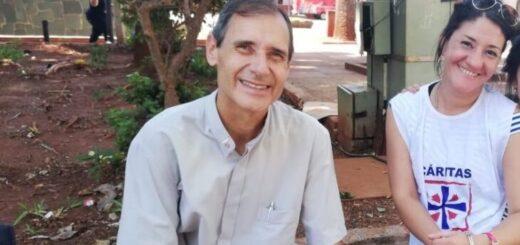 El Padre Barros despidió a Cristina Vázquez con una emotiva carta