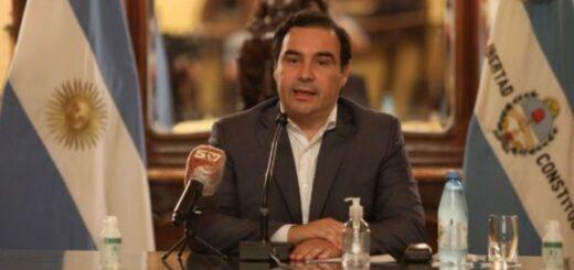 Aislaron al Gobernador de Corrientes por un caso de coronavirus en su gabinete