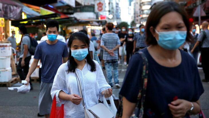 Coronavirus: Hong Kong abre su primer hospital temporal para pacientes de coronavirus en pleno repunte de los contagios