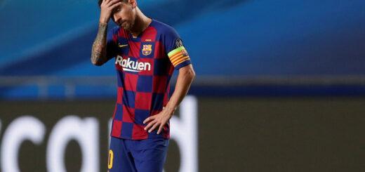 Fin de una era: Messi hizo oficial su deseo de irse del Barcelona