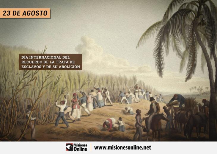 Día Internacional del Recuerdo de la Trata de Esclavos y de su Abolición: ¿que pasaba un 23 de agosto de 1791?