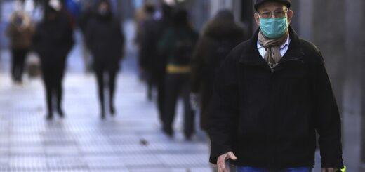 Con 105 nuevas muertes por coronavirus, suman 7944 las víctimas en el país