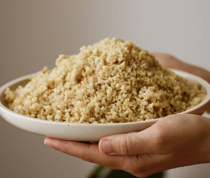 La nueva columna gastronómica de Gastón Dahir: ¡Quinoa, el súper cereal!