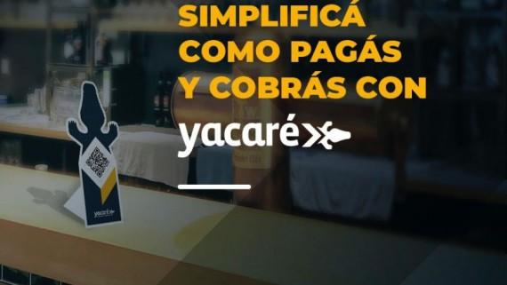 """A partir de esta semana comienza a regir el """"Ahora Monedero"""" con reintegros de hasta el 20% en compras a través de la billetera digital Yacaré"""