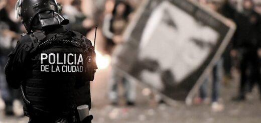 DDHH le pide explicaciones al Gobierno porteño por la actuación policial en la marcha por Maldonado