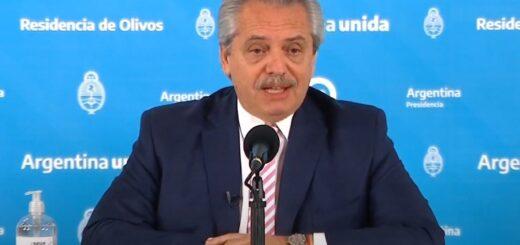 Coronavirus: Alberto Fernández anunció la fabricación de la vacuna de Oxford en Argentina