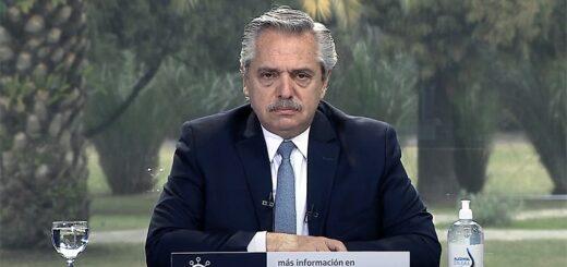 """Fernández: """"La palabra empeñada es muy importante"""""""