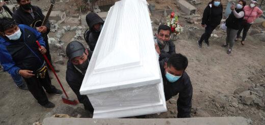 Perú es ya el país con la mayor tasa de mortalidad por coronavirus del mundo