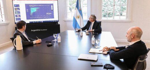 Coronavirus: tras la reunión con Larreta y Kicillof, Alberto Fernández se prepara para anunciar una nueva fase de la cuarentena