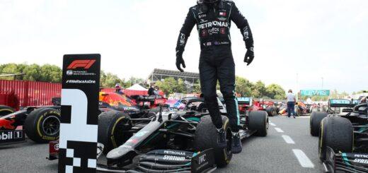 Fórmula 1: Lewis Hamilton voló en Cataluña y se quedó con el Gran Premio de España