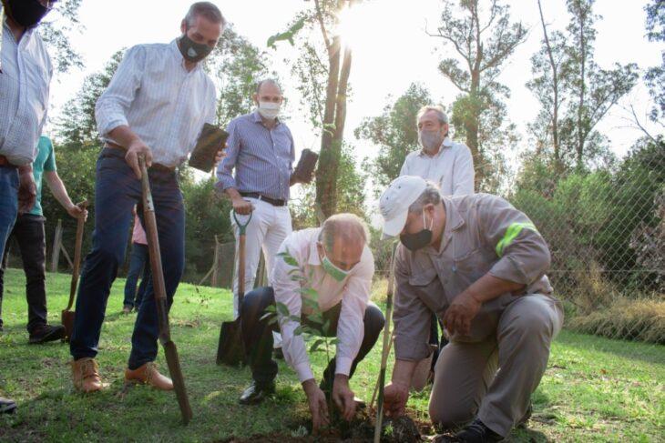 Posadas: Leonardo Stelatto reiteró el compromiso con el medio ambiente «para lograr una ciudad sustentable»