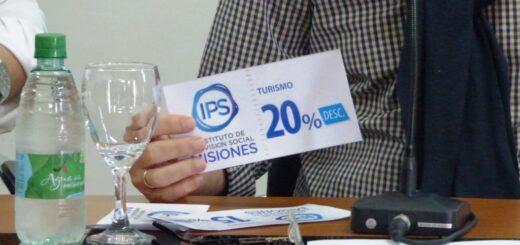 Afiliados del IPS tendrán descuentos para alentar el turismo interno en Misiones