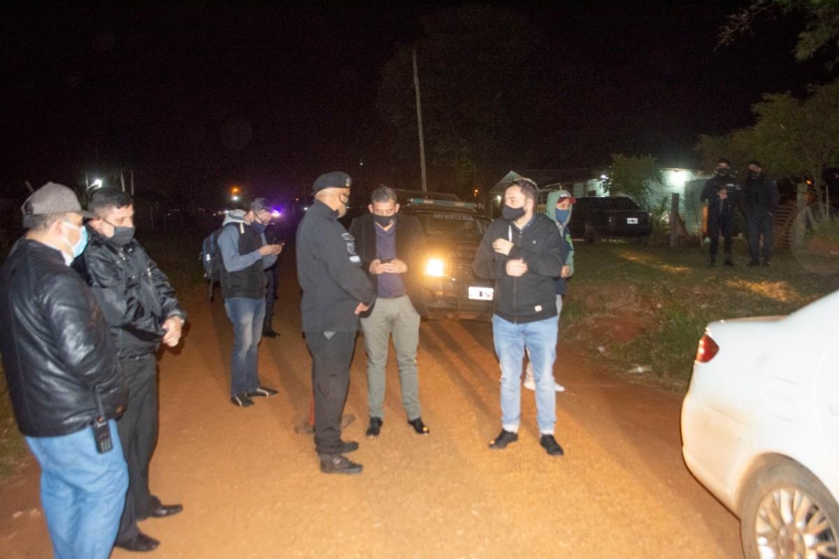 ミッション警察はほぼ200キロのマリファナを積んだ車をハイジャックしました
