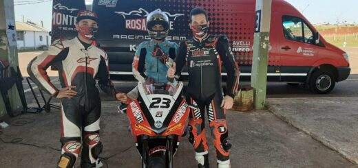 El Rosamonte Racing Team volvió a acelerar