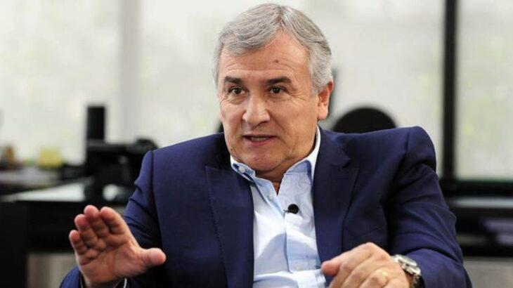 Coronavirus: el gobernador de Jujuy, Gerardo Morales, tiene Covid-19