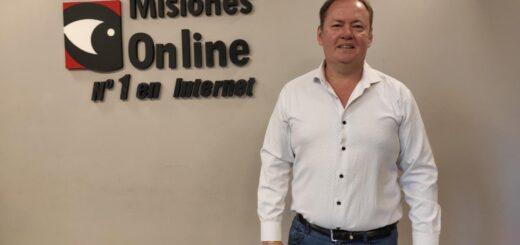 """Rolando Roa, delegado de Desarrollo Social en Misiones: """"Vamos a descentralizar las políticas sociales"""""""