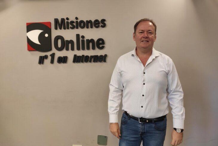 Rolando Roa, delegado de Desarrollo Social en Misiones: «Vamos a descentralizar las políticas sociales»