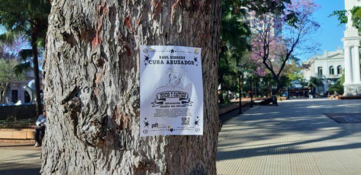 Publican una carta para que «no queden impunes» las denuncias contra el sacerdote trasladado a Iguazú, Raúl Sidders